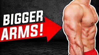 TRICEPS: The ONLY TWO Exercises You Need For GROWTH! | ALL THREE HEADS