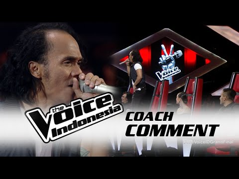 Gaya Rocker Kaka | Grand Final | The Voice Indonesia 2016