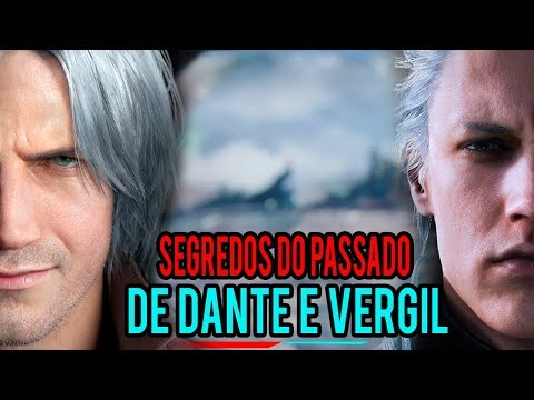 Devil May Cry 5 - Como foi a Infância de Dante e Vergil thumbnail