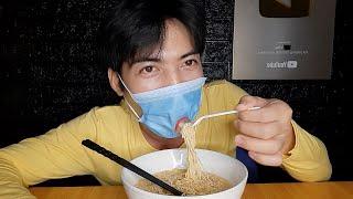 Cách Ăn Mì Mùa Covid19 Để Không Bị Nhiễm Bệnh #2500 asmr mukbang