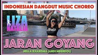 Jaran Goyang | Indonesian Dangdut Music | Choreo By Liza Natalia |