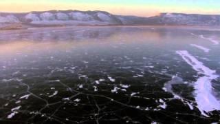 Видео Байкал зимой(Отрывок из фильма Дом - планета Земля., 2014-01-21T13:35:48.000Z)
