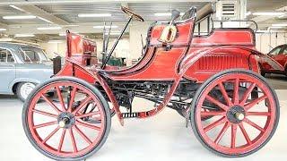 1902 Albion A1 Dog-cart Start up procedure