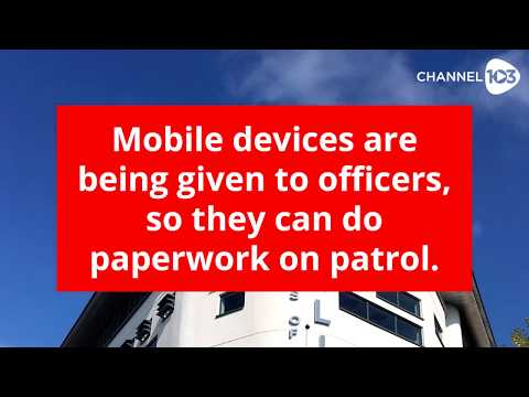 'Smart' Police for Jersey