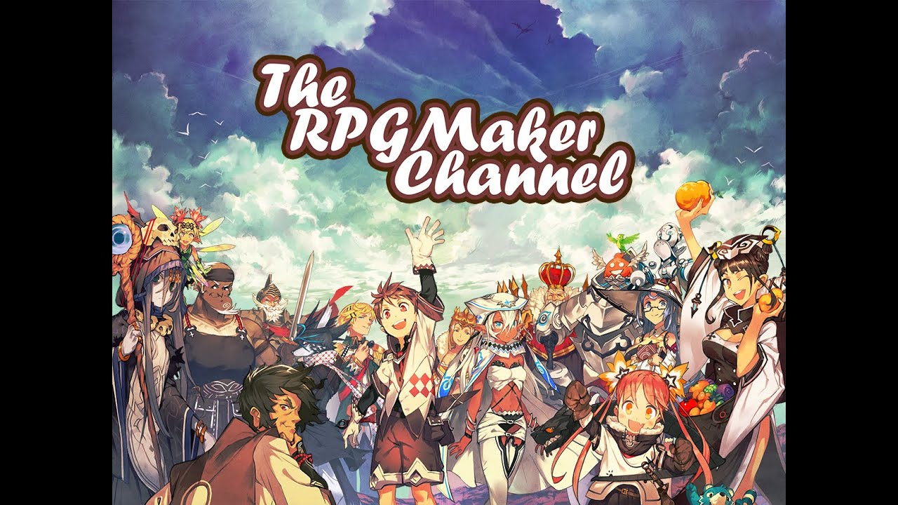 The Rpgmaker Channel Plugin Previews Ep 8: The RPGMaker Channel Episode 2a