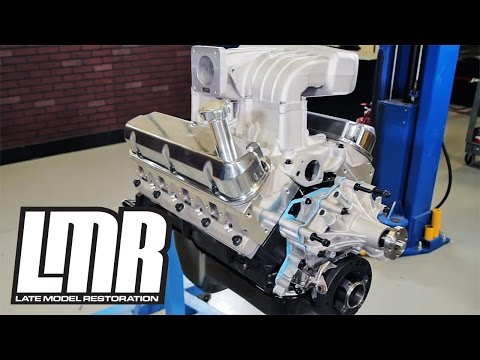 Mustang 302/351 Engine Build (79-95) - YouTube
