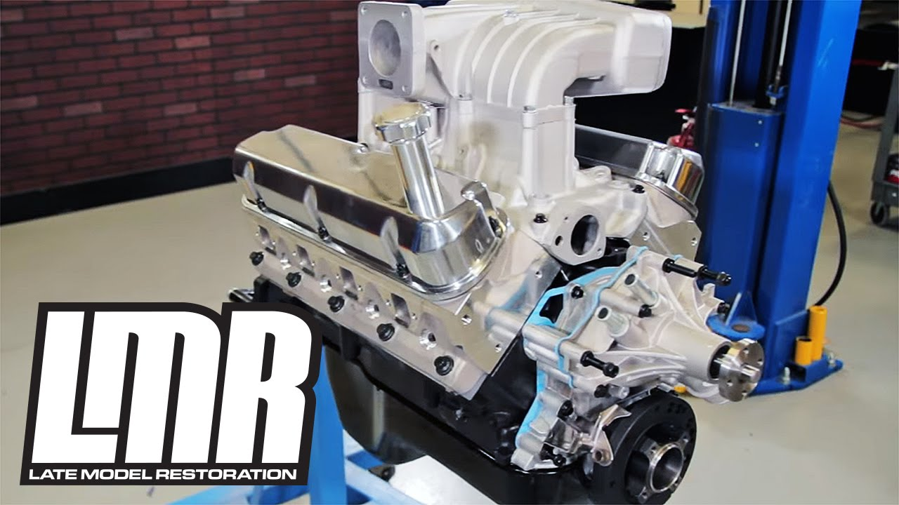 Mustang 302/351 Engine Build (79-95)