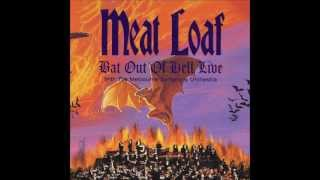 Meat Loaf - Bat Out Of Hell HQ Live Epic Version! with Melbourne Symphony Orchestra