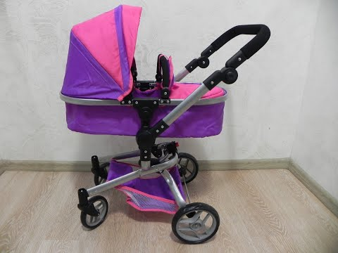 Распаковка коляски Melogo 9695 для Беби борн