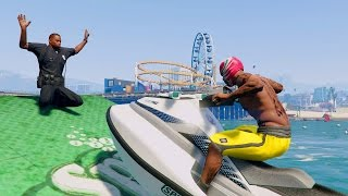 GTA 5 CRAZY & FAIL Compilation #20 (GTA V Funny Moments)