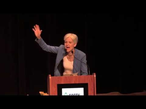 Jill Stein FULL SPEECH At the Green Party Convention