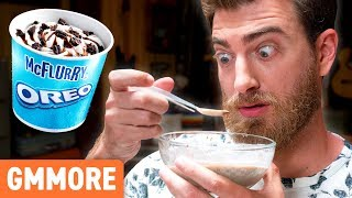 McFlurry Soup Taste Test