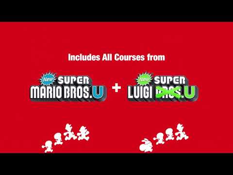 New Super Mario Bros U Deluxe - Video