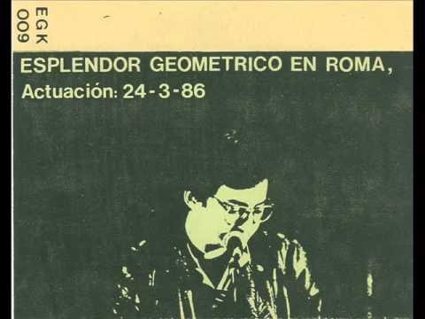 Esplendor Geométrico - En Roma
