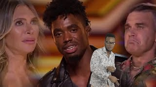 Dalton Harris' Emotional Entry Into The X Factor UK