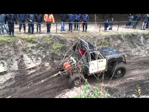 02-01-2016 4X4 Event Crossbaan Heerde  Samurai Team Heerde