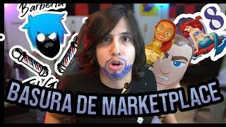 La barbería perrona de Missa | MAS BASURA DE MARKETPLACE 4!