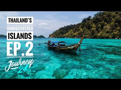 Thailand's Undiscovered Islands Ep.2