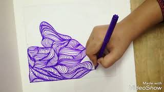 Download How To Draw Spiral Zentangle Patterns For Doodling