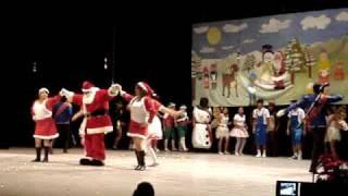 """villancicos 5 """"I"""" campus II sleigh ride 2009"""