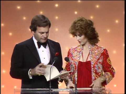 Sandahi Bergman Wins New Female Star Motion Picture  Golden Globes 1983