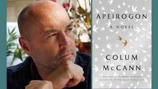 Download Lagu Colum McCann on his newest novel Apeirogon mp3