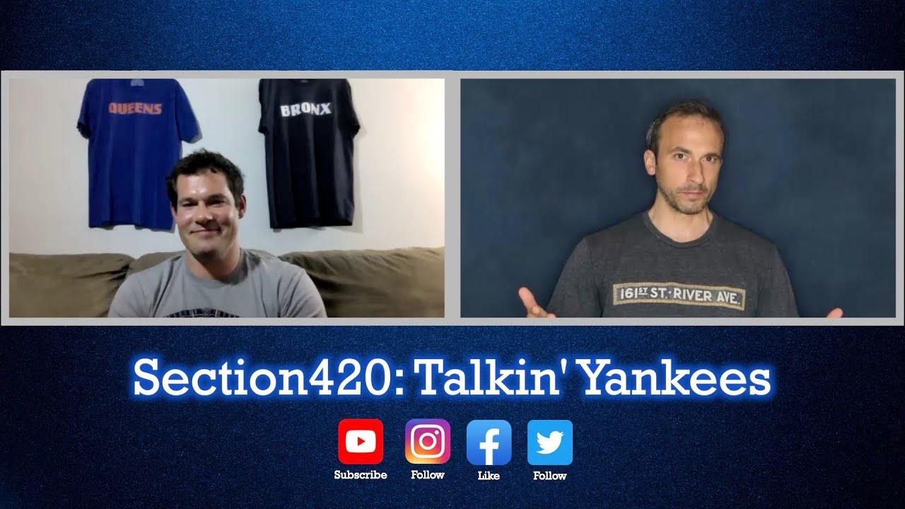 Section420: Talkin' Yankees - Mike from SubwayTileShirts