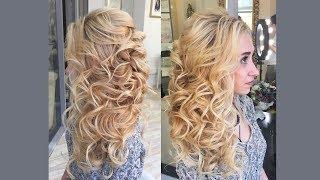 Как сделать греческую коса на бок? Урок по свадебным прическам от стилиста Элен Мартиросян