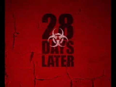 28 Days Later Soundtrack - Frank's Death