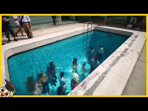 10 Zwembaden Waarvan Je Niet Gelooft Dat Ze Bestaan