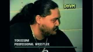 RARE Yokozuna Interview 1999 WWF WWE