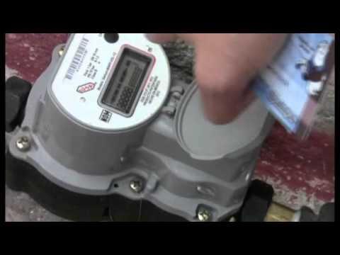 Medidores de agua electr nicos a prueba por 6 meses youtube - Medidor de agua ...