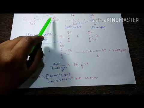 Solve Cannizzarro Reaction In 30 Seconds -By Manual Chemistry