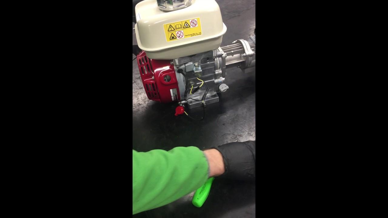 Honda Gx Ignition Switch Change Youtube Gx620 Carburetor Diagram