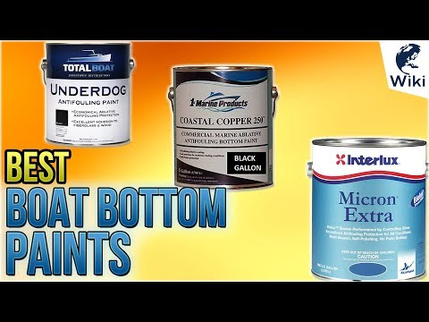 10 Best Boat Bottom Paints 2018 - YouTube