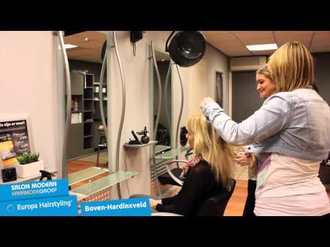 Salon Modern : Europa Hairstyling