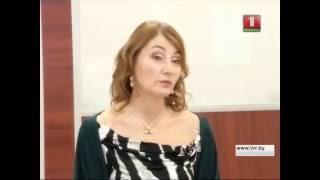 Танец Мандала на телевидении РБ Программа Здоровье 30-04-2016
