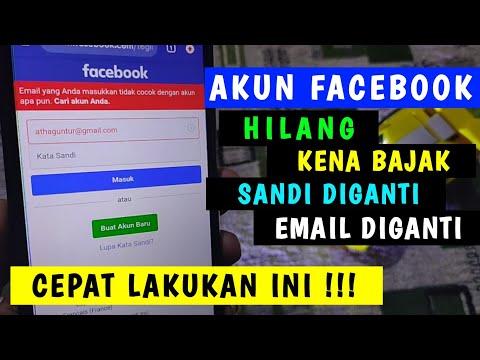 langkah cepat cara mengatasi facebook diblokir sementara.
