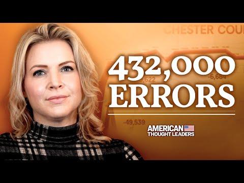 专家:富尔顿县日裁决10.6万选票 这不可能(图/视频)