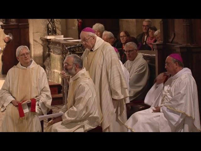 40 ans d'épiscopat de Mgr Marchand : MgrMarchand