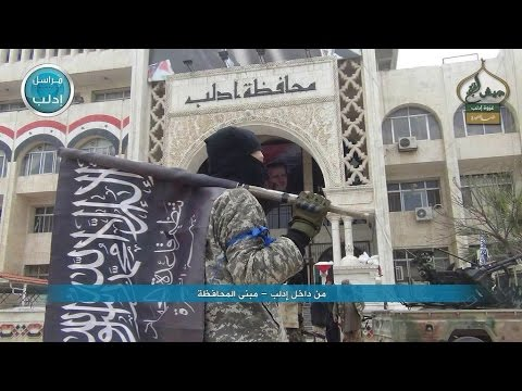 Could recently captured Idlib become Al-Qaeda's capital city in Syria?
