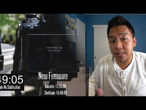 Sony a9 and a6300 Firmware Updates Reviewed, Star Eater, and