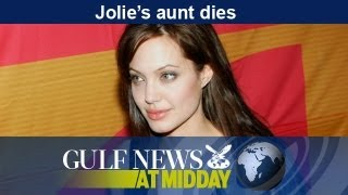 Angelina Jolie's aunt dies of cancer - GN Midday Monday May 27 2013