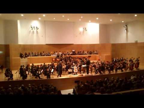 Conservatorio de Zaragoza Concierto Diciembre 2011 CSMA