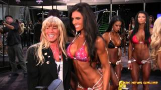 2014 Olympia Bikini Finals Backstage Video