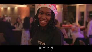 TIME FOR CHRISTMAS EVE WITH CHEIKH LO 2019 Pullman Dakar Teranga