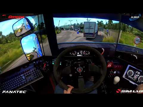 Euro Truck Simulator 2/ Career Day 27/getting Miles In For Amrstrong Haulage
