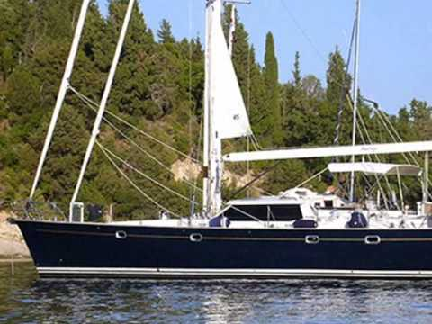 Charter Sailboat Indigo Farr 56 in Greece.wmv