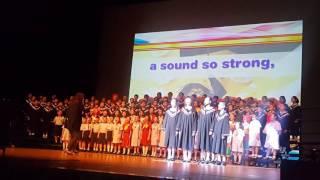 Publication Date: 2017-06-30 | Video Title: WSCMS(WHY WE SING)《全體畢業生+合唱團大合