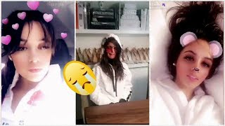 Camila Cabello cry over Justin Bieber
